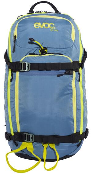 Evoc FR Pro rugzak 20L, M/L blauw